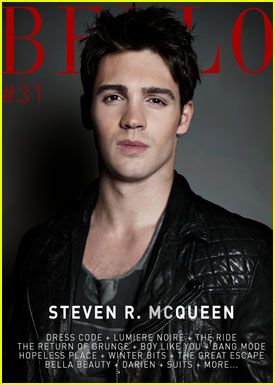Steven R. McQueen - Bello Magazine Cover [United States] (December 2011)