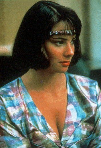 Nicola Bryant  as Peri Brown in Doctor Who (1984)