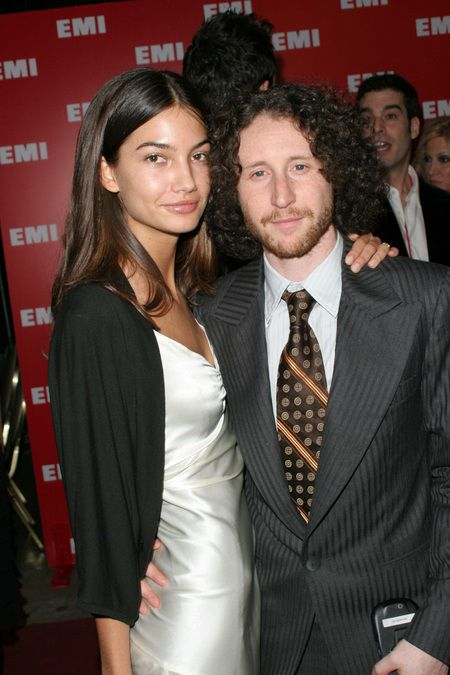 Lily Aldridge Mike Einziger and