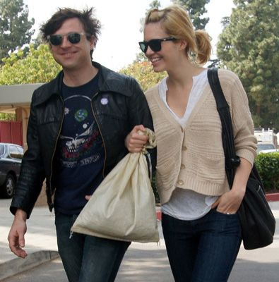 Mandy Moore and Ryan Adams Mandy Moore