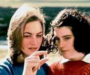 Melanie Lynskey  and Kate Winslet in Heavenly Creatures