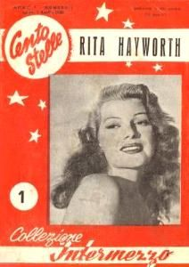 Rita Hayworth - Cento Stelle Magazine [Italy] (1 April 1950)