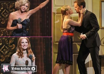 2012 Tony Awards: The Show, The Winners