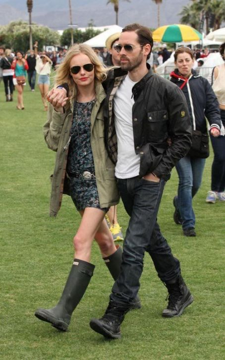 Kate Bosworth & Michael Polish's Coachella Lovin'