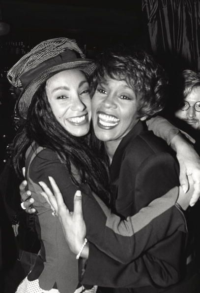 Downtown Julie Brown & Whitney Houston