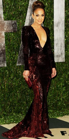 Jennifer Lopez: Vanity Fair Oscar Party