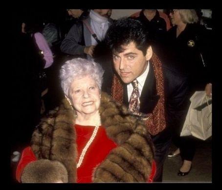 Martha Raye and mark harris