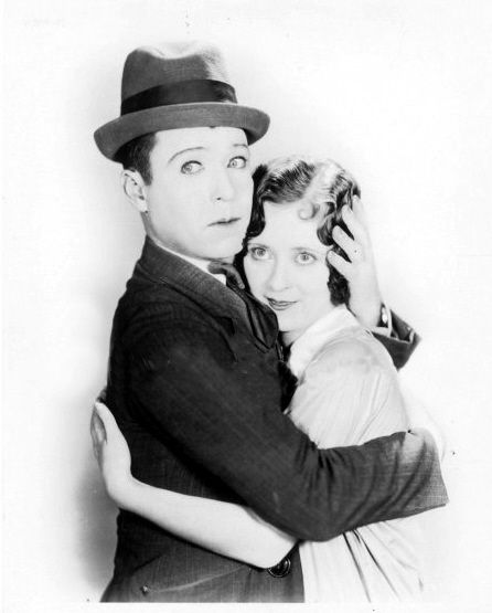 Harry Langdon - Priscilla Bonner
