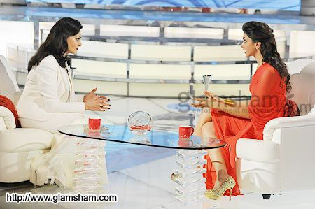 Simi Garewal Deepika Padukone on Simi's Most Desirable Show