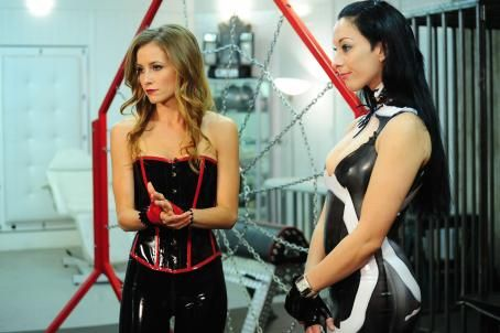 Candace Bailey  Does Dominatrix for AOTS