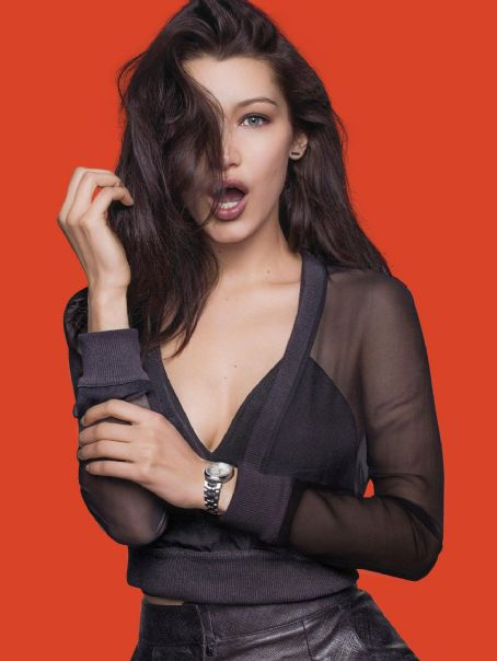 Bella Hadid - Grazia Magazine Pictorial [Italy] (9 March 2017)