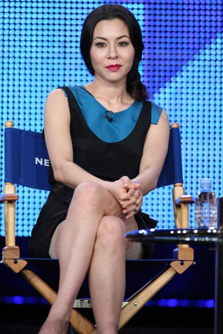 China Chow - NBC Universal 2010 Winter TCA Tour Day 2 At The Langham Hotel On January 10, 2010 In Pasadena, California