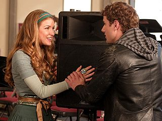 Nathalia Ramos  and Ian Nelson