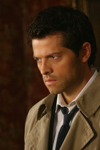 Misha Collins - Misha as Cas