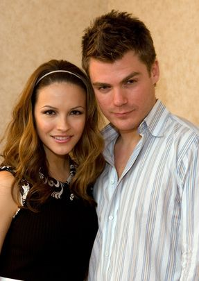 Jeff Branson  and Chrishell Stause
