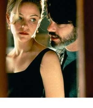 Peter Gallagher Alison Elliott and  in Underneath (1995)