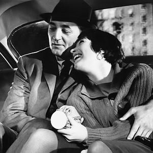 Shirley MacLaine - Shirley Maclaine and Robert Mitchum in Two for the Seesaw