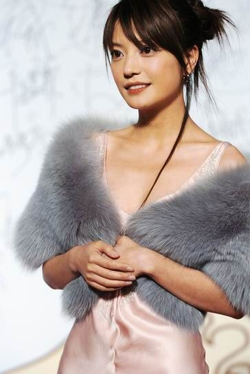 Zhao Wei 2004 MTV China Awards