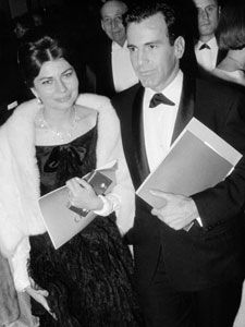 Princess Soraya - Soraya and Maximilian Schell