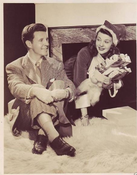 Ozzie Nelson  and Harriet Hilliard