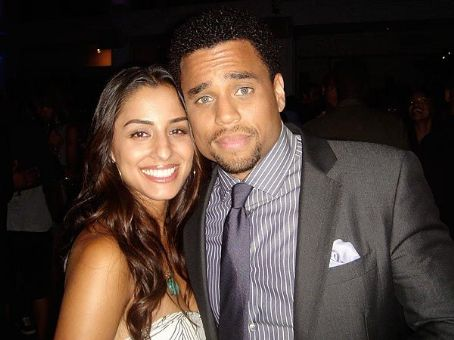 Khatira Rafiqzada Michael Ealy and