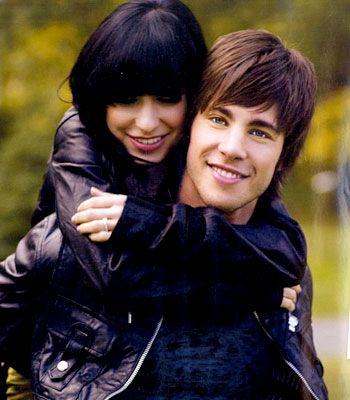 Lisa Origliasso Dean Geyer and