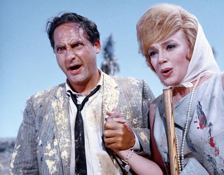 It's a Mad Mad Mad Mad World sid caesar, eddie adams, it's a mad mad mad mad world