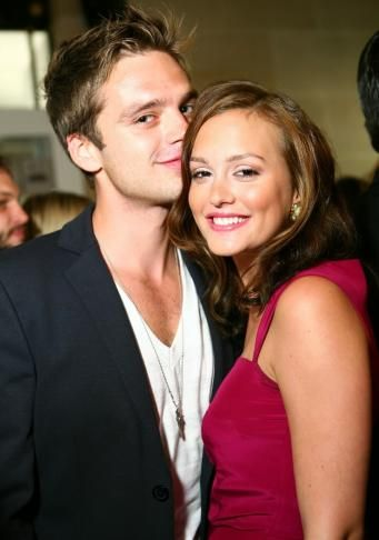 Sebastian Stan Leighton Meester and