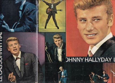 Johnny Hallyday - Bonjour Philippine Magazine Pictorial [France] (December 1961)