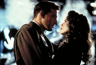 Capt. Rafe McCawley Ben Affleck and Kate Beckinsale in Touchstone Pictures' Pearl Harbor - 2001