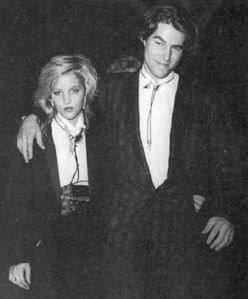 Danny Keough Lisa Marie Presley and