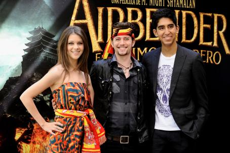 Nicola Peltz  - 'Airbender, El Ultimo Guerrero' (The Last Airbender) Photocall At Villamagna Hotel On July 13, 2010 In Madrid, Spain
