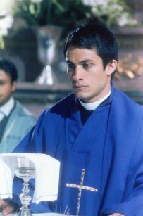 Gael García Bernal in The Crime of Father Amaro