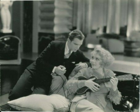Anita Page - Our Modern Maidens - Douglas Fairbanks Jr