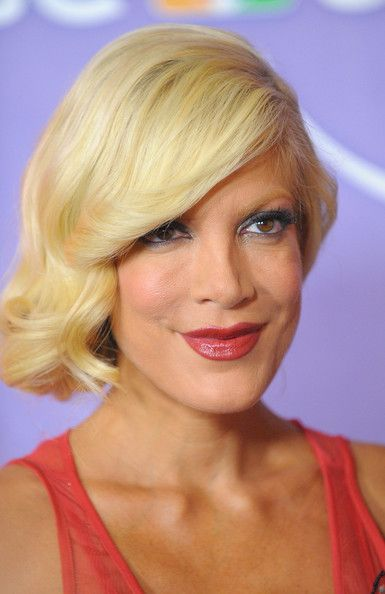 Tori Spelling - NBC Universal's Press Tour Cocktail Party - Arrivals January 9, 2010