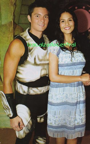 Atlantika - Dingdong Dantes and Iza Calzado