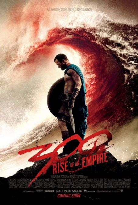 Sullivan Stapleton 300: Rise of an Empire
