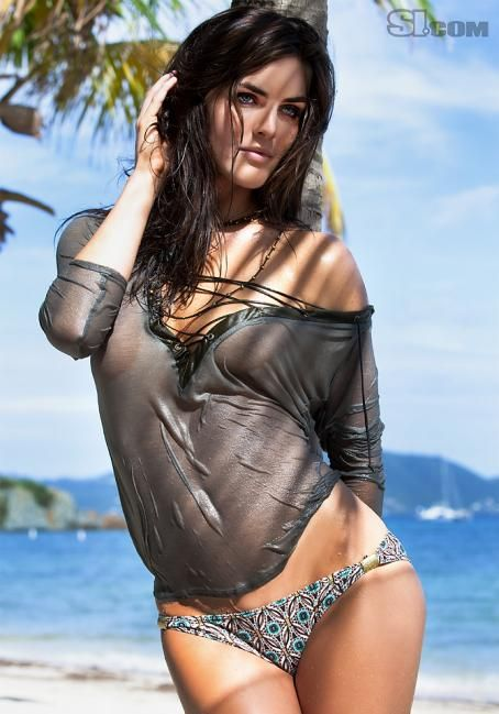 Hilary Rhoda - Sports Illustrated 2011 - Peter Island