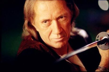 Kill Bill: Vol. 1 David Carradine in Kill Bill: Volume 1 - 2003