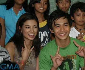 Boys Nxt Door - Marky Cielo and Glaiza De Castro