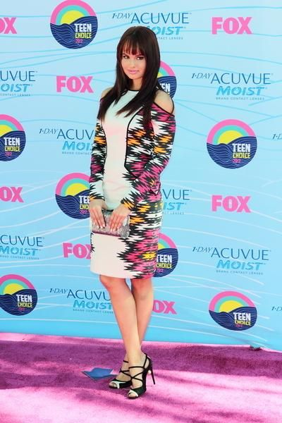 Debby Ryan - Teen Choice Awards 2012 (July 22)