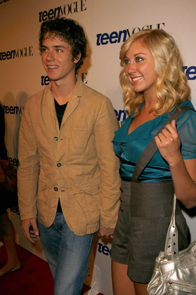 Alyssa Tabit Jeremy Sumpter and