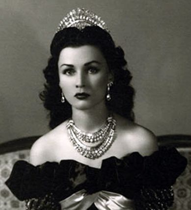 Princess Fawzia Fuad of Egypt Princess Fawzia Fuad