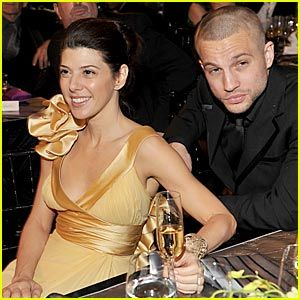 Logan Marshall-Green Marisa Tomei and