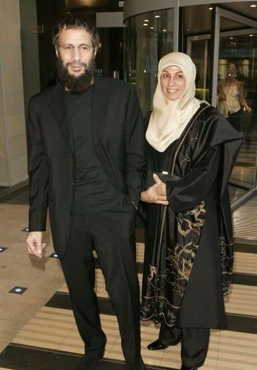 Cat Stevens Yusuf Islam & Wife