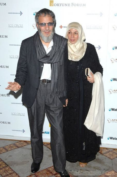 Cat Stevens  and Fauzia Ali