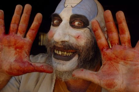 Sid Haig Capt. Spaulding () in The Devil's Rejects. Photo credit: Gene Page