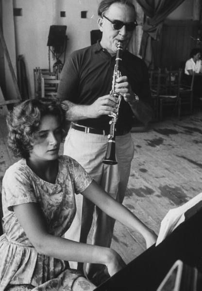 Benny Goodman and Alice Hammond Duckworth