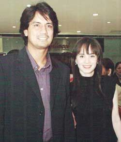 Lucy Torres Richard Gomez and