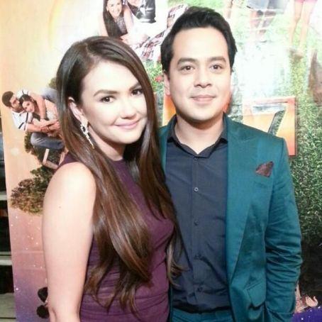 Angelica Panganiban and John Lloyd Cruz